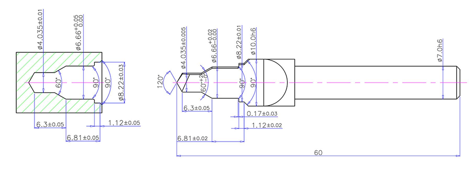 Carbide Multi Step Spade Drill