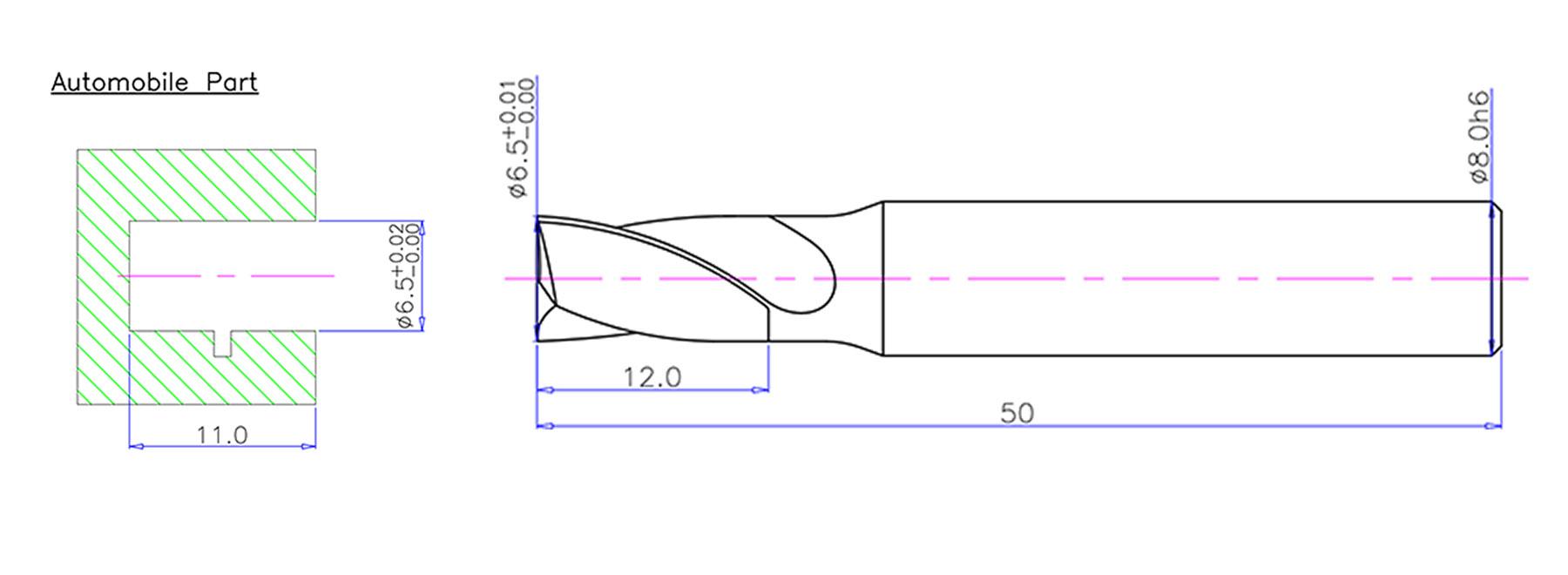 Carbide Slot Drill