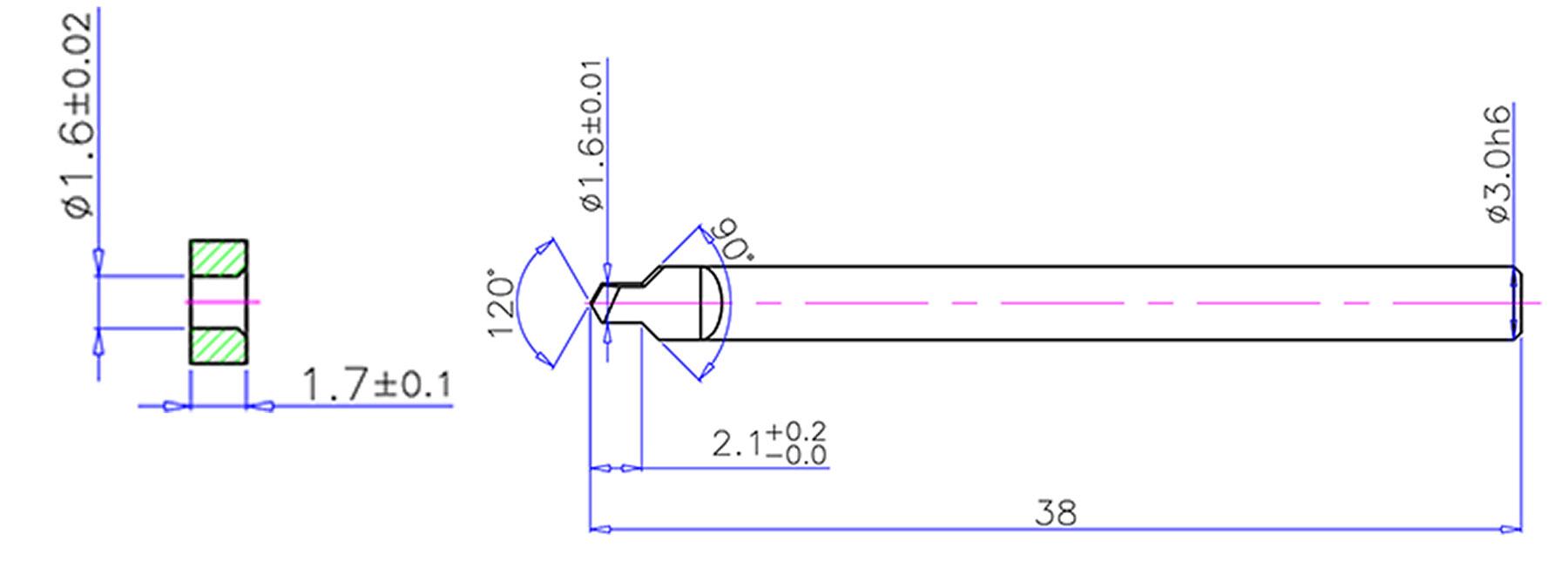 Carbide Spade Drill